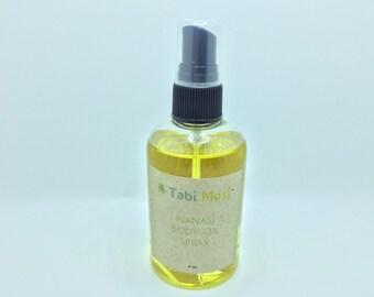 Nanasi Body Oil Spray - 4 oz.