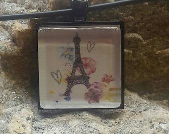 Cute Eiffel Tower Pendant