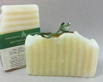 Soap - Dream Catcher - Gentle, Mugwort Infused, Sandalwood, Sage - 5 oz