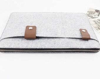 Gift Macbook 12 inch sleeve, Macbook 12 case, Macbook 12 Air Retina sleeve, 12 inch laptop sleeve, 12 inch laptop case, macbook sleeve SJ826