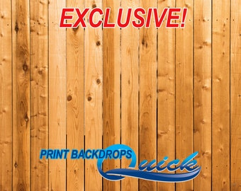 Golden Wood - EXCLUSIVE - Vinyl Photography Backdrops