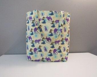 Large Jasmine Tote Bag