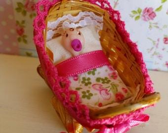 Stroller toy for Dolls House
