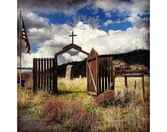 American Grave