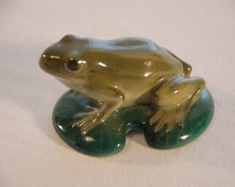 Rare Rosenthal Porcelain Frog