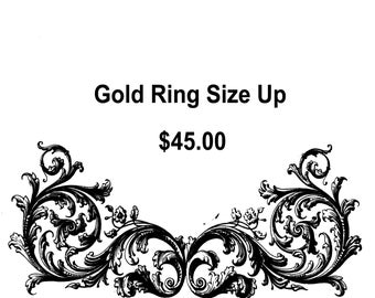 Size Ring Down Or Up 1 to 2 Sizes  Itsmyfavoritejewelry Ring Purchase Jewelry Services Ring Sizing Service Customize Your Jewelry