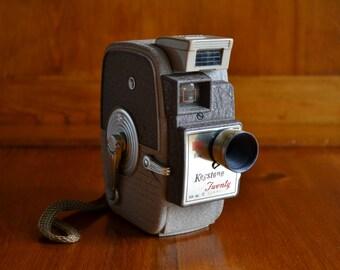 Keystone Twenty 8mm Movie Camera
