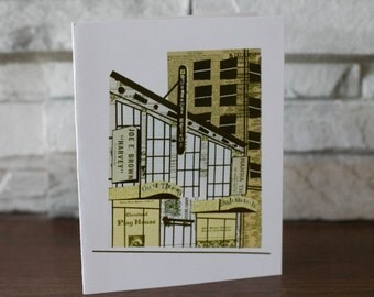 Playhouse Square Note Cards