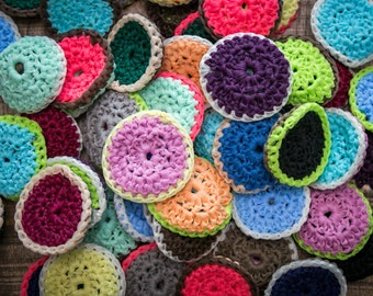 Pot Scrubbies | Eco-Friendly way to scrub dishes | Washable and Reusable