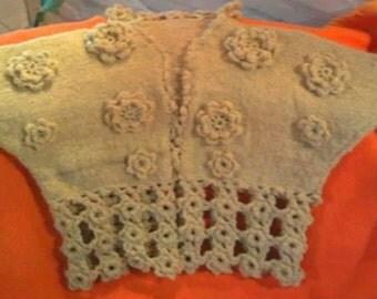 Womens Hand Knit Sweater,Blazer,Knit Jacket,Sweater,Cardigan,handmade kniit,knit blazer, knit cardigan, blazer jacket,