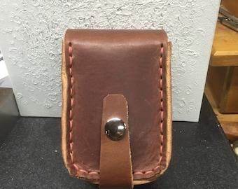 Leather Altoids case
