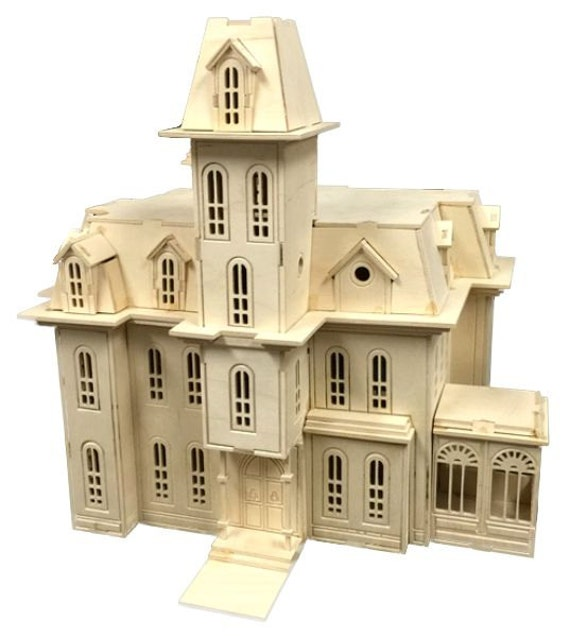 Addam 39 S Family House Model Kit