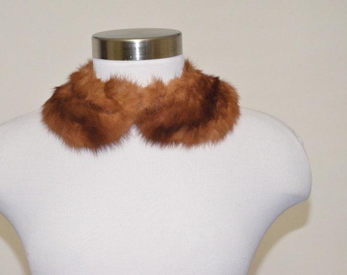 Vintage Estate Fur Collar