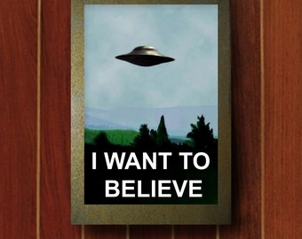 X-Files: I want to Believe Print