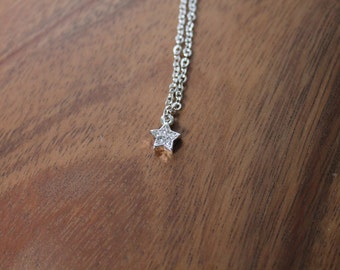 Twinkly Mini Star Necklace
