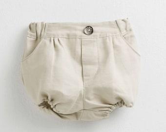 Shorts baby beige