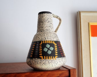 Mid Century Dümler & Breiden vase/ Germany/ 310 15