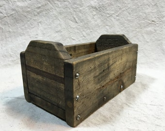 Reclaimed Wood Rustic-Inspired Box