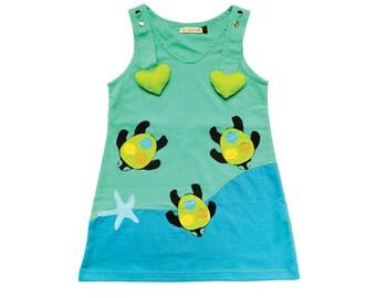 Sea Turtle Dress