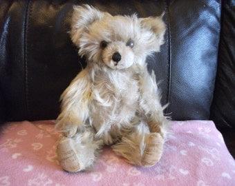 Antique 1940s Knickerbocker Teddy Bear