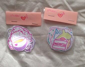 Cute Spring Sticker Set SALE