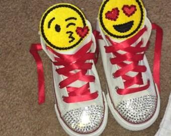 Custom Emoji Converse