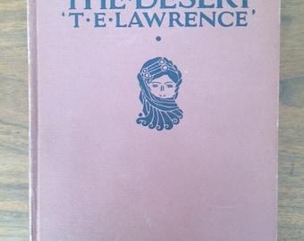Revolt in the Desert by T.E. Lawrence (1927)