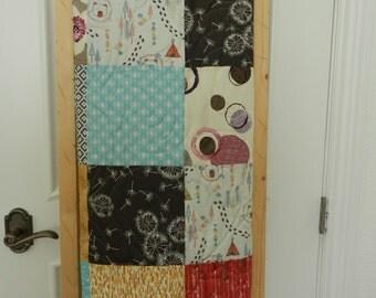 Baby Quilt, Little Bear, Woodland Crib Bedding, Crib Quilt