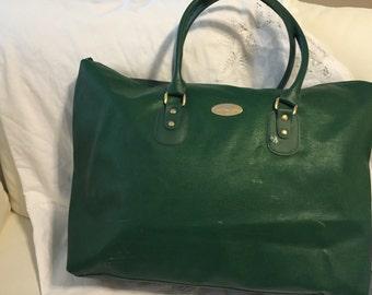 Vinty Dior perfume travel/carry on bag