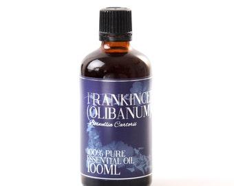 Frankincense Olibanum - Essential Oil - 100% Pure - 100ml