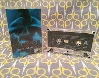 Far Beyond Driven by Pantera Cassette Tape rock heavy metal