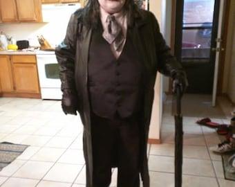 Penguin man nose. Batman. Marvel. Latex prosthetic cosplay
