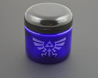 Zelda Herb Jar 2oz