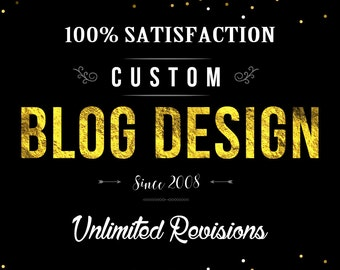 Custom Blog Design,Blogger Template, Blog Design, Premade Blogger Template, Responsive Blogger Template