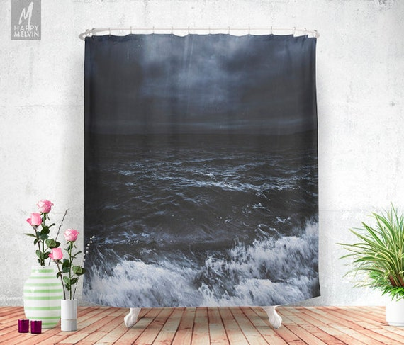 Lost In The Sea Shower Curtain Bathroom Decor By Happymelvin