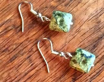 0178 - Serpentine Earrings