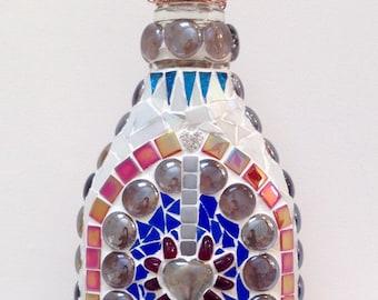 Mosaic bottle