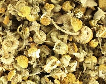 Chamomile Flower - Certified Organic