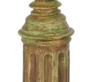 DOLLHOUSE MINIATURE 1:12 SCALE 2 Pc Fruit Pedestals Set #A1854AG-A1854GA-WA1854