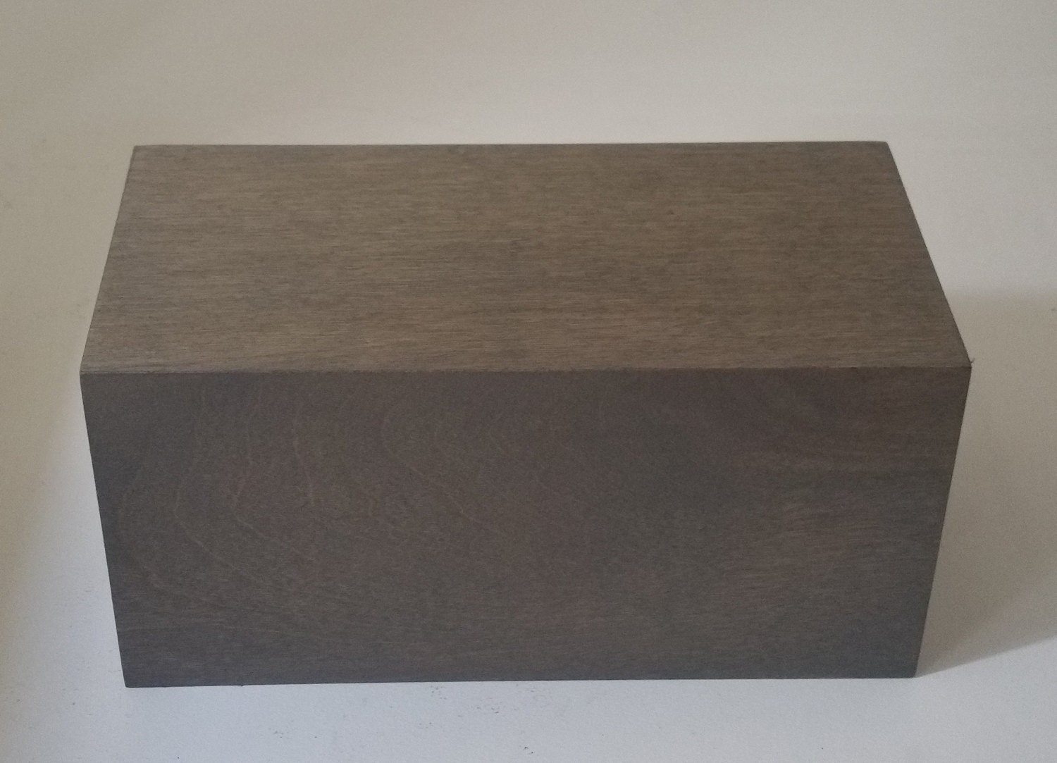 11x 5x 5 riser stained classic gray for 11x table