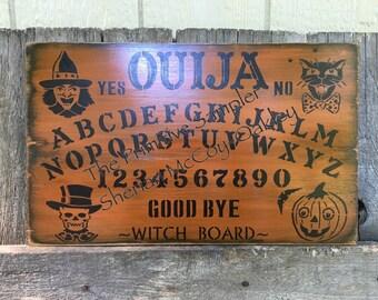 """11""""x18"""" Halloween  Board"""