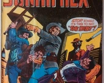 Jonah Hex #57 (1982) Comic Book
