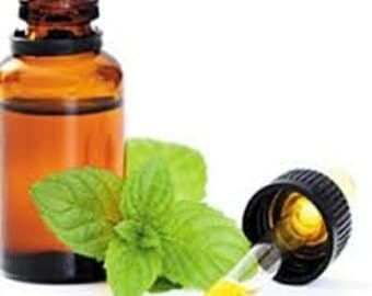 Peppermint Essential Oil (100% Pure)