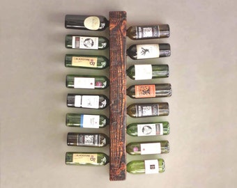 Wine Rack - Holds 16 Bottles