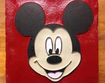 Gift, Mickey Mouse Garden Stone