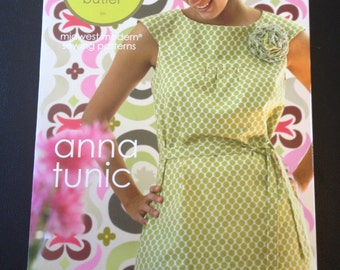 Amy Butler Anna Tunic pattern