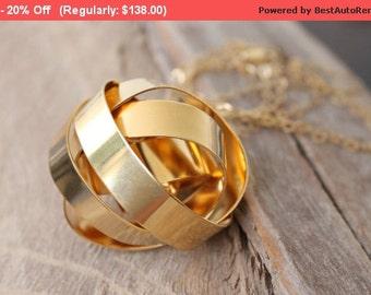 20% SALE, Long Statement Necklace