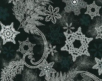 Holiday Flourish 9 Fabric By Robert Kaufman