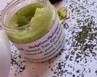Lavender Green Tea Eye Cream 1 oz
