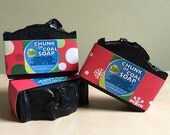 Chunk of Coal soap - natural soap with activated charcoal